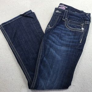 ReRock for Express Barely Boot Jean 8S